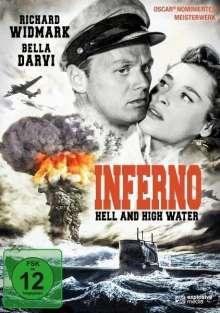 Inferno (1954), DVD
