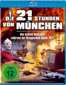 Die 21 Stunden von München (Blu-ray), Blu-ray Disc