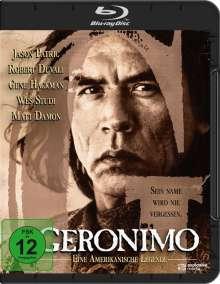Geronimo - Eine amerikanische Legende (Blu-ray), Blu-ray Disc