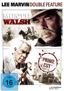 Lee Marvin Double Feature (Monte Walsh / Prime Cut), 2 DVDs