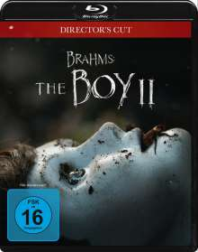 Brahms: The Boy II (Blu-ray), Blu-ray Disc