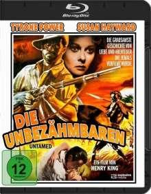 Die Unbezähmbaren (Blu-ray), Blu-ray Disc