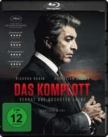 Das Komplott (Blu-ray), Blu-ray Disc