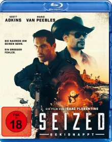 Seized (Blu-ray), Blu-ray Disc