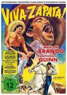 Viva Zapata!, DVD