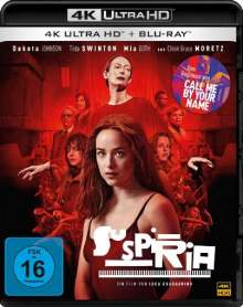 Suspiria (2018) (Ultra HD Blu-ray & Blu-ray), 1 Ultra HD Blu-ray und 1 Blu-ray Disc