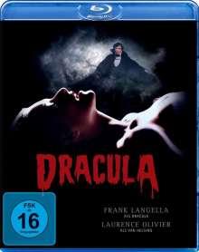 Dracula (1979) (Blu-ray), Blu-ray Disc