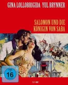 Salomon und die Königin von Saba (Blu-ray & DVD im Mediabook), 1 Blu-ray Disc und 1 DVD