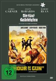 Die fünf Geächteten, DVD