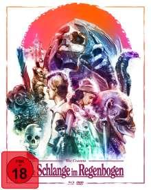 Die Schlange im Regenbogen (Blu-ray & DVD im Mediabook), 1 Blu-ray Disc und 2 DVDs