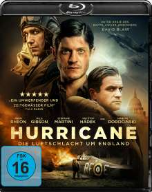 Hurricane (2018) (Blu-ray), Blu-ray Disc