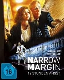 Narrow Margin (Blu-ray & DVD im Mediabook), 1 Blu-ray Disc und 1 DVD