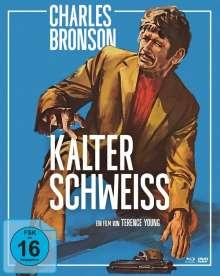 Kalter Schweiss (Blu-ray & DVD im Mediabook), 1 Blu-ray Disc und 1 DVD