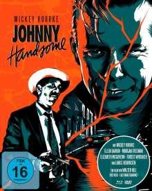 Johnny Handsome - Der schöne Johnny (Blu-ray & DVD im Mediabook), 2 Blu-ray Discs und 1 DVD