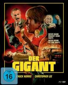 Der Gigant (Blu-ray & DVD im Mediabook), 1 Blu-ray Disc und 1 DVD