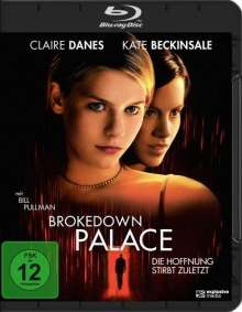 Brokedown Palace (Blu-ray), Blu-ray Disc