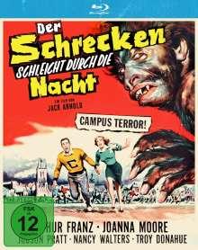 Der Schrecken schleicht durch die Nacht (Blu-ray), Blu-ray Disc