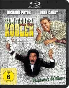 Zum Teufel mit den Kohlen (Blu-ray), Blu-ray Disc