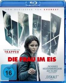 Die Frau im Eis (Blu-ray), Blu-ray Disc