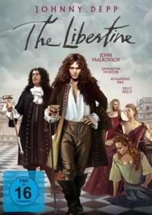The Libertine, DVD
