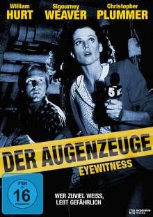 Der Augenzeuge, DVD