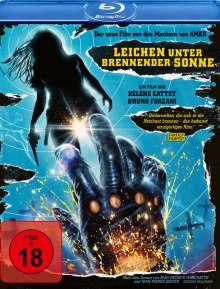 Leichen unter brennender Sonne (Blu-ray), Blu-ray Disc