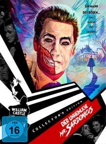 Der unheimliche Mr. Sardonicus (Blu-ray & DVD im Digipack), 1 Blu-ray Disc und 1 DVD