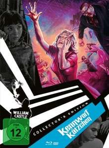 Kennwort Kätzchen (Blu-ray & DVD im Digipack), 1 Blu-ray Disc und 1 DVD