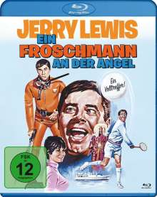 Ein Froschmann an der Angel (Blu-ray), Blu-ray Disc