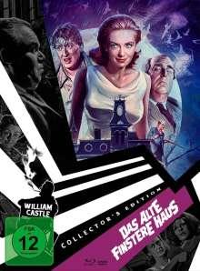 Das alte, finstere Haus (1963) (Blu-ray & DVD im Digipack), 1 Blu-ray Disc und 1 DVD
