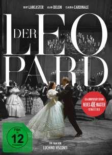 Der Leopard, DVD