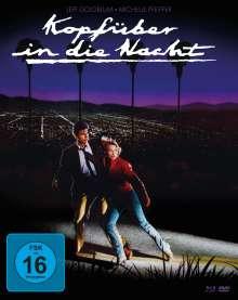 Kopfüber in die Nacht (Blu-ray & DVD im Mediabook), 1 Blu-ray Disc und 2 DVDs