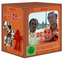 Die Zwei (Komplette Serie) (Limited Retro Edition) (Blu-ray), 8 Blu-ray Discs