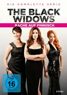 Black Widows - Rache auf Finnisch (Komplette Serie), 6 DVDs