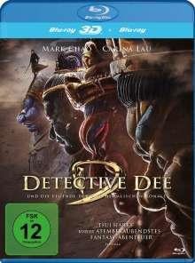 Detective Dee und die Legende der vier himmlischen Könige (3D & 2D Blu-ray), 2 Blu-ray Discs