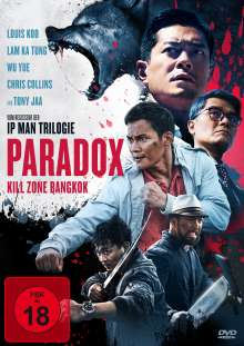 Paradox - Kill Zone Bangkok, DVD