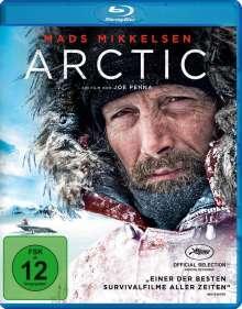 Arctic (Blu-ray), Blu-ray Disc