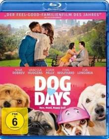 Dog Days (Blu-ray), Blu-ray Disc