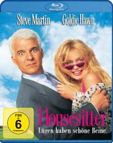 Housesitter - Lügen haben schöne Beine (Blu-ray), Blu-ray Disc