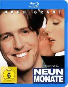 Neun Monate (Blu-ray), Blu-ray Disc
