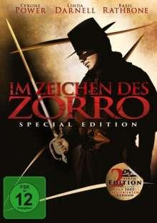 Im Zeichen des Zorro (Special Edition), 2 DVDs