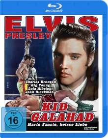 Kid Galahad (1962) (Blu-ray), Blu-ray Disc