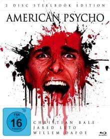 American Psycho (Blu-ray & DVD im Steelbook), 1 Blu-ray Disc und 1 DVD