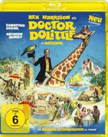 Doctor Dolittle (1967) (Blu-ray), Blu-ray Disc