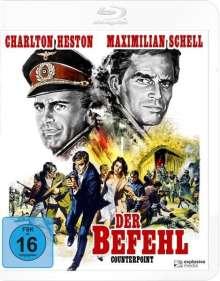 Der Befehl (Blu-ray), Blu-ray Disc