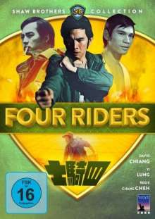 Four Riders, DVD