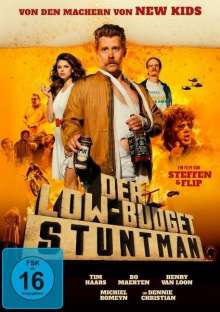 Der Low-Budget Stuntman, DVD