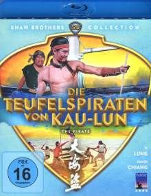 Die Teufelspiraten von Kau-Lun (Blu-ray), Blu-ray Disc