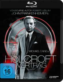 Der Holcroft-Vertrag (Blu-ray), Blu-ray Disc