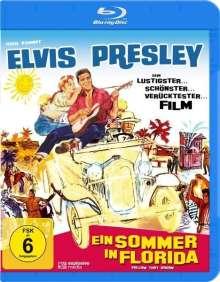 Ein Sommer in Florida (Blu-ray), Blu-ray Disc